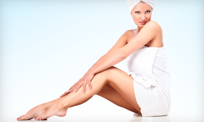 Jevon MedSpa - Downtown Decatur: Laser Hair-Removal Sessions on a Small, Medium, Large, or Multiple Areas at Jevon MedSpa in Decatur (Up to 88% Off)