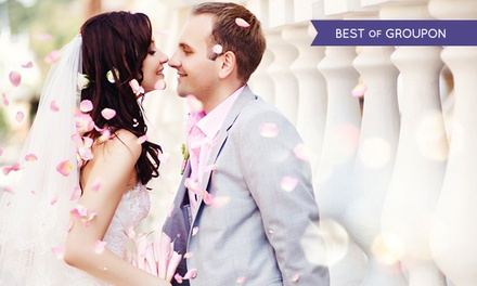 Wedding Package For 50 Guests at Hilton Grosvenor Hotel