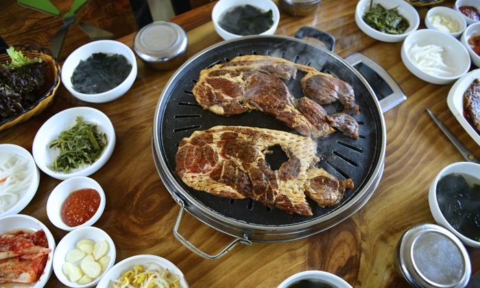 Barbecue Restaurant Rotterdam.Korean Kimchi Bar In Rotterdam Groupon