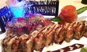 Tatami Sushi Restaurant: Sushi and Japanese Food for Two or More or Four or More at Tatami Sushi Restaurant (Up to 40% Off)