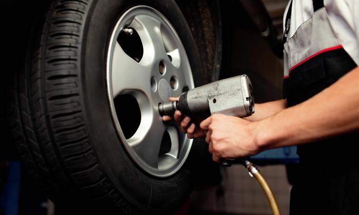 Frank's mechanic - East Whittier City: $45 for $100 Worth of Tire Rotation — Frank's mechanic
