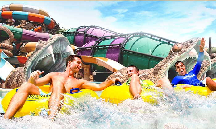 Yas Waterworld - Abu Dhabi: Ramadan Offer: Entry Tickets to Yas Waterworld with your choice of Combo Meal for AED 185 instead of 295