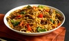 HuHot Mongolian Grill - Northwest Oklahoma City: Mongolian Stir-Fry for Two or Four at HuHot Mongolian Grill – OK City (Up to 38% Off).