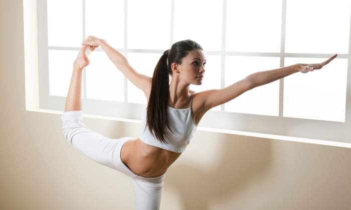 SoniYoga - SoniYoga: Five Yoga Classes at SoniYoga (66% Off)