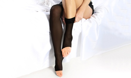 1 Pair of Overnight Slimming Therapy Socks
