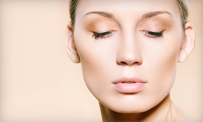 Calgary Anti-Aging Spa - Beltline: One or Two ReFirme Eye-Bag Treatments at Calgary Anti-Aging Spa (Up to 81% Off)