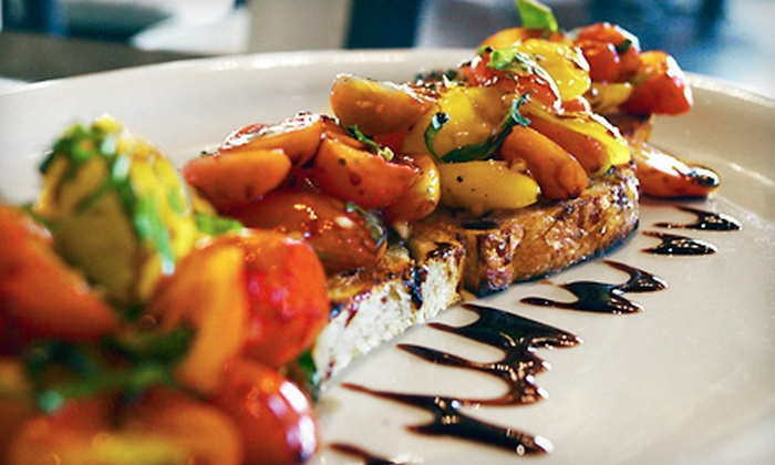 Veranda Italian Bistro - The Colony: Italian Cuisine at Veranda Italian Bistro (Half Off). Two Options Available.