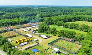 Outdoor Xtreme Chesapeake City: Paintball Outing for Two, Four, or Eight at Outdoor Xtreme Chesapeake City (OXCC) (Up to 72% Off)