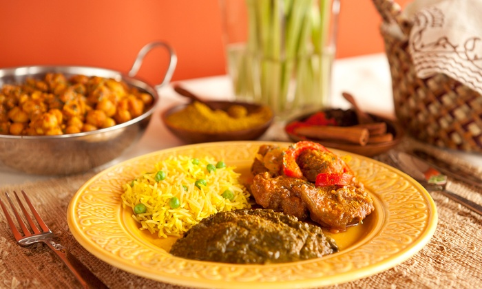 Prince of India Restaurant - West Oakland: Indian Dinner Fare for Two or Four at Prince of India Restaurant (Half Off)