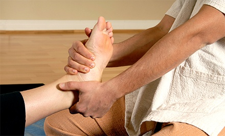60-Minute Reflexology Visit for 1 or 90-Minute Reflexology Visit for 1 or 2 at Chinese Ancient Foot Spa (Up to 59% Off)