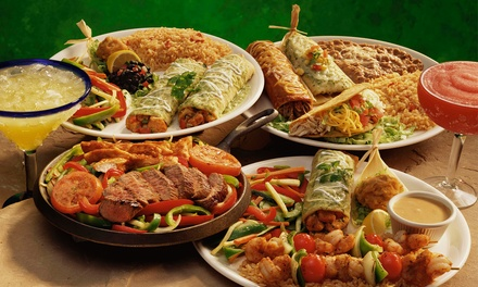 $17 for $30 Worth of Mexican Cuisine at Cancun Mexican Grill