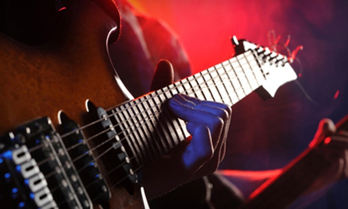 One Sound Music Academy - Randallstown: 5 or 10 One-Hour Guitar, Piano, Drum, or DJ Lessons at One Sound Music Academy (Up to 76% Off)