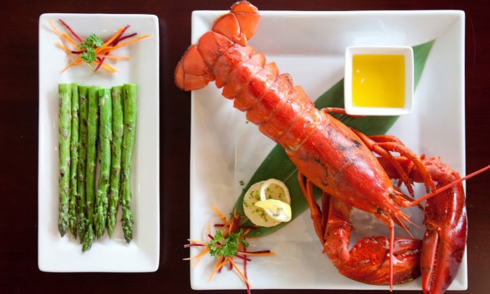 Fish Fish Restaurant Bar & Market - Miami: Seafood Dinner for Two or Four at Fish Fish Restaurant Bar & Market (44% Off)