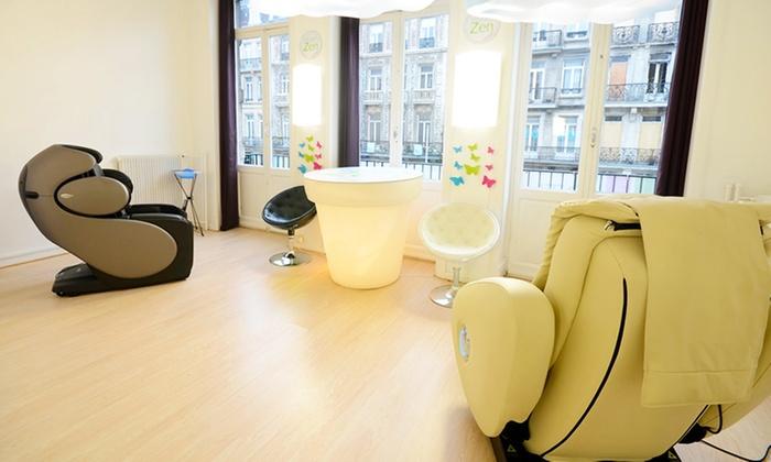 Massage 3D et accès privatif au spa dés 29 € chez Studio Zen concept