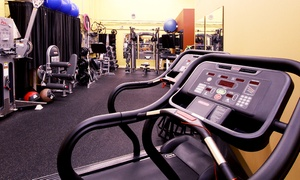 Divine Health Studio: Three or Six Personal-Training Sessions at Divine Health Studio (Up to 71% Off)