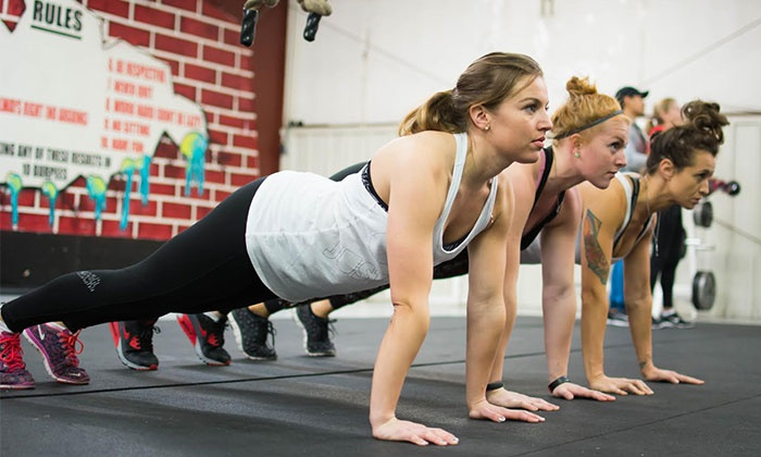 FWC - Fit With Chris: 10 or 20 Boot-Camp Classes at FWC (Up to 85% Off)