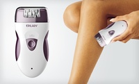 GROUPON: Epilady Legend Epilator Epilady Legend Rechargeable Epilator
