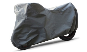 Superior Indoor/Outdoor Motorcycle Cover for Moderate Climates