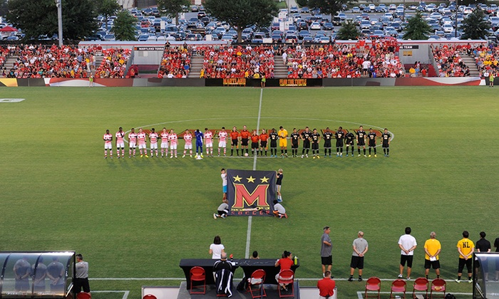 Maryland Soccer Camp - Multiple Locations: Five-Day Boys Soccer Camp or Four-Day Advanced Boys Soccer Camp at Maryland Soccer Camp (Up to 50% Off)