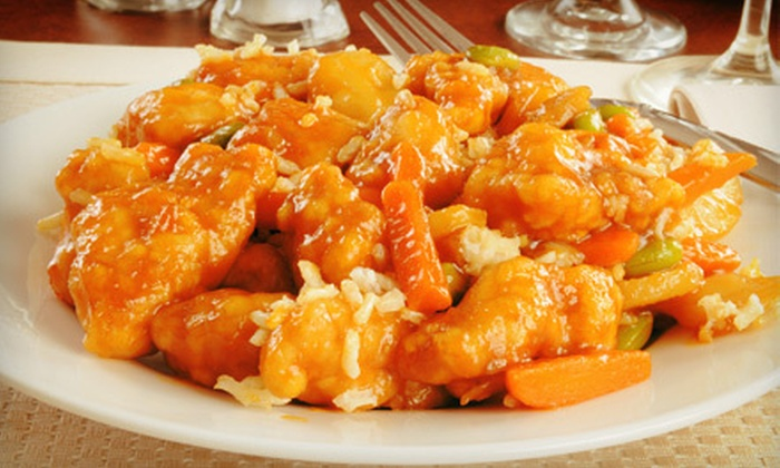 Golden China Restaurant - Montclair: Chinese Cuisine at Golden China Restaurant (Half Off). Two Options Available.