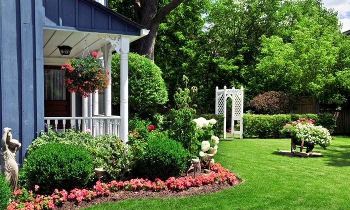 Texas Lawn Services - Hyde Park Lawn Services, LLC - Austin: Lawn or Tree Fertilization Treatments from Texas Lawn Services - Hyde Park Lawn Services, LLC (Up to 67% Off)
