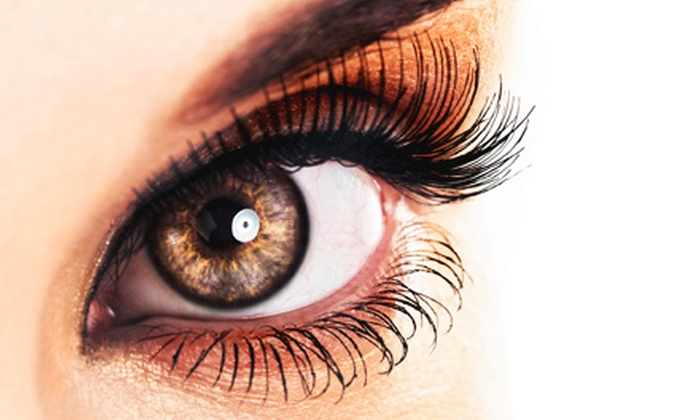 Lash Studio Orlando - Doctor Phillips: $169 for Lash Extensions with Touchup, Paraffin Hand Treatment, and Brow Shaping at Lash Studio Orlando ($425 Value)