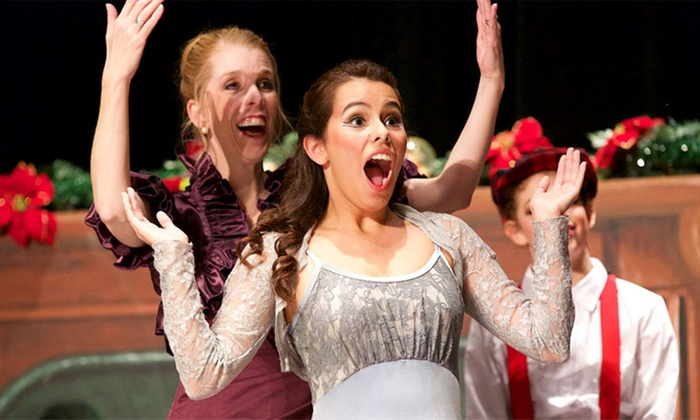 """""""The Greatest Gift"""" - Friendswood Junior High Theater: """"The Greatest Gift"""" on December 5 at 7 p.m. or December 6 at 3 p.m."""