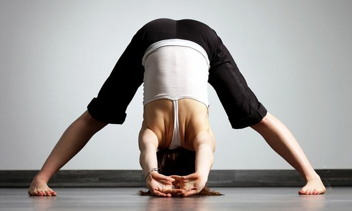 Oxygen Hot Yoga & Fitness - Maple Ridge: $49 for Unlimited Month of Yoga Classes at Oxygen Hot Yoga & Fitness ($132 Value)