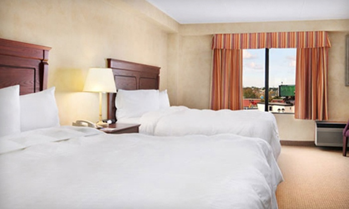 Baymont Inn & Suites By the Falls - Niagara Falls, ON: One- or Two-Night Stay with Add-Ons at Baymont Inn & Suites By the Falls (Up to 64% Off). Two Options Available.