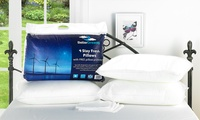 Four Better Dreams Stay Fresh Pillows with Protectors for £10 (60% Off)