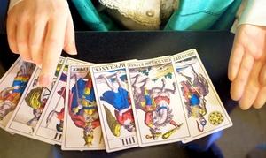 Psychic Sophia: One Palm Reading, Tarot Card Reading, or Psychic Reading at Psychic Sophia (Up to 52% Off)