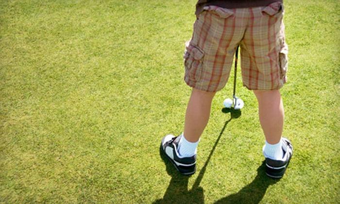 Ancil Hoffman Golf Course - Carmichael: $99 for a Three-Day Kids' Golf Camp at Ancil Hoffman Golf Course ($200 Value)