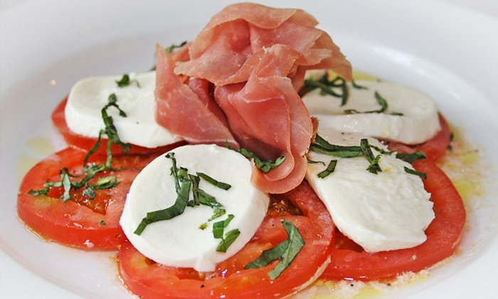 Toscana - Salt Lake City: Five-Course Italian Dinner for Two or Four at Toscana (Up to 53% Off)