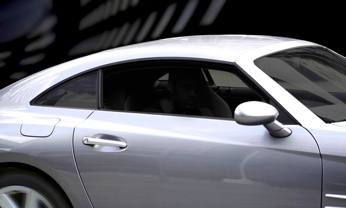 A Team Auto Enhancement - Affton: $125 for a Full-Car Window Tinting for Up to 5 Windows at A Team Auto Enhancement in Affton (Up to $275 Value)