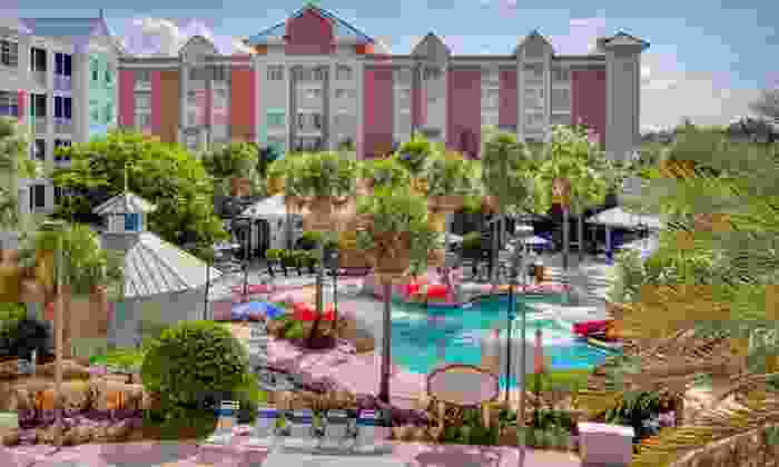 Worldwide Vacation & Travel, Inc.: Seven-Night Stay at Your Choice of Eight Resorts in Greater Orlando