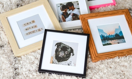 Custom Picture Framing from FrameItEasy.com (Up to 40% Off)