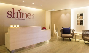 Shine Spa-Sheraton Mall of the Emirates: One, Three or Five 50-Minute Massages or Facials at Shine Spa-Sheraton Mall of the Emirates (Up to 63% Off)
