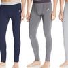 Head Men's Fleeceback or Regular Compression Pants (2-Pack)