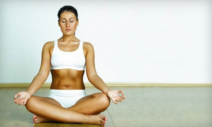 Yoganette Yoga - Rowland: 10 or 15 Yoga Classes or One Month of Unlimited Classes at Yoganette Yoga (Up to 74% Off)