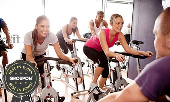 Redeem La Fitness Groupon