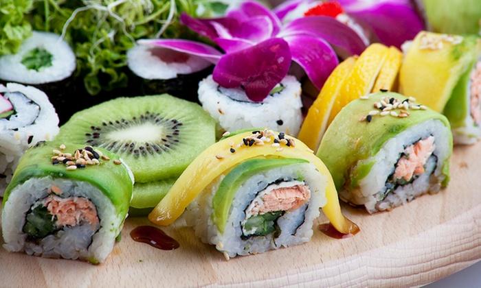 f6f5b74a9 Japońskie przysmaki - I LOVE SUSHI | Groupon