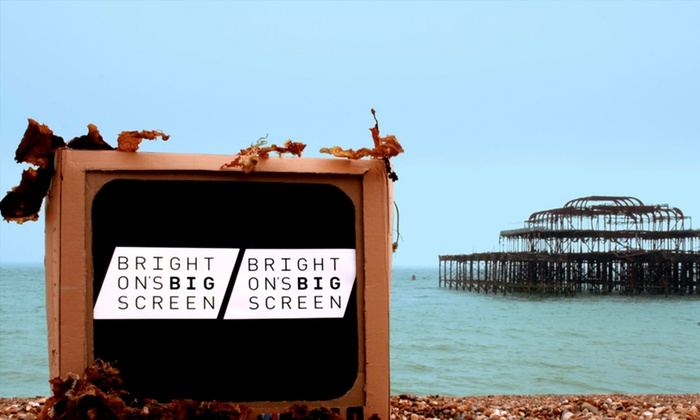 Brighton's Big Screen - Brighton's Big Screen: Brighton's Big Screen: VIP Ticket to Movie of Choice With Popcorn for £3.75 (46% Off)