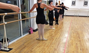 Coconut Grove Ballet: Four or Eight Adult-Division Dance Classes at Coconut Grove Ballet (Up to 74% Off)