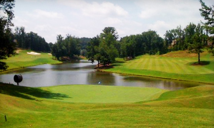 Woodmont Golf Club - Canton: $59 for Five 18-Hole Rounds of Golf at Woodmont Golf Club (Up to $300 Value)