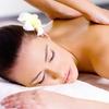 Massage, soin visage et gommage