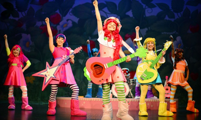 Strawberry Shortcake - Ruth Eckerd Hall: Strawberry Shortcake and Doodlebops in Concert on Friday, February 8, at 6 p.m. at Ruth Eckerd Hall (Up to $32.50 Value)