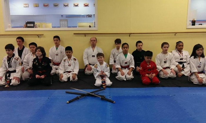 Us Taekwondo Center - Multiple Locations: $50 for $199 Worth of Martial-Arts Lessons — US Kids Taekwondo Center