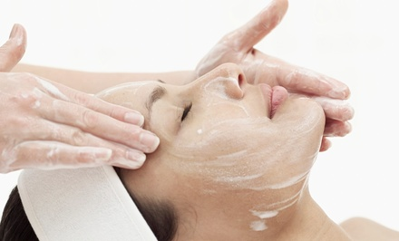 $50 for a 75-Minute Herbal-Facial Package at Organic Spa Girl ($100 Value)