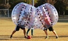 North Texas Bubble Soccer: $175 for One Hour of Bubble Soccer for Up to 30 from North Texas Bubble Soccer ($350 Value)