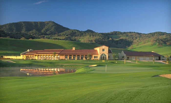 San Juan Oaks Golf Club - Hollister: 18-Hole Round of Golf for Two or Four Including Cart Rental at San Juan Oaks Golf Club (Up to 54% Off)